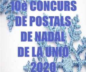 10è Concurs De Postals De Nadal De La Unió