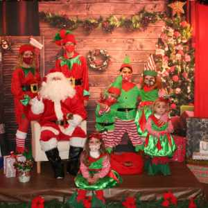 Visita del Pare Noel a La Unió