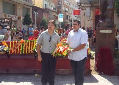 Galeria imatges Diada Nacional de Catalunya 2011