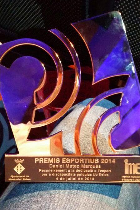 Galeria imatges Premis Esportius 2014