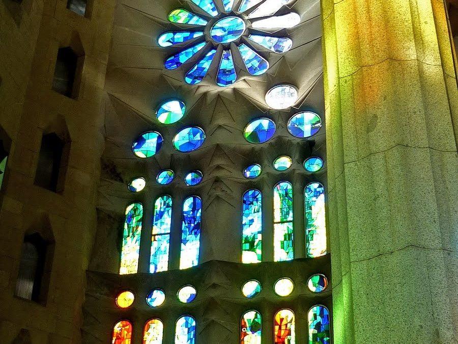 Galeria imatges Visita a Sagrada Familia 2011