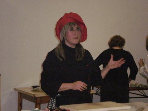 Galeria imatges Classes Cuina de Nadal 14 de Desembre 2011