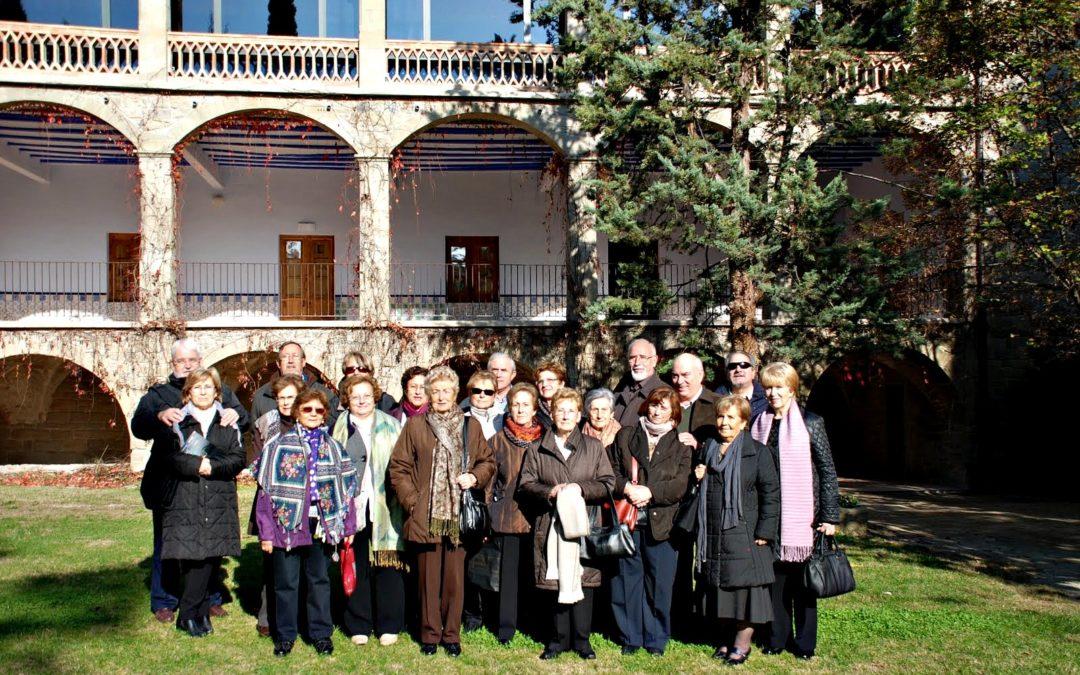 Galeria imatges Excursió a Mon Sant Benet 2011