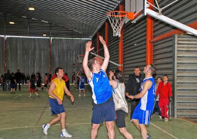 Galeria imatges 3×3 basquet 2009