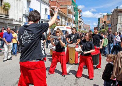 Galeria imatges Castanyolada sonada 2009