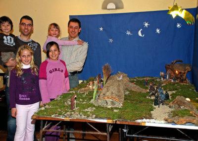 Galeria imatges Taller de Pessebres 2009