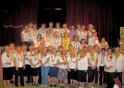 Galeria imatges Festa fi de temporada activitats Dona 2010