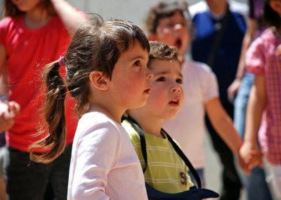 Galeria imatges Festival Infantil 2009