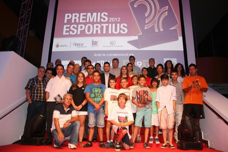 Galeria imatges Nit de l'esport 2012