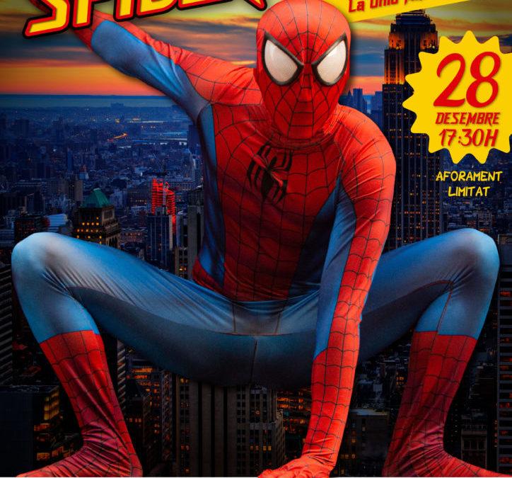 "Espectacle Musical Infantil ""Spider-Show"""