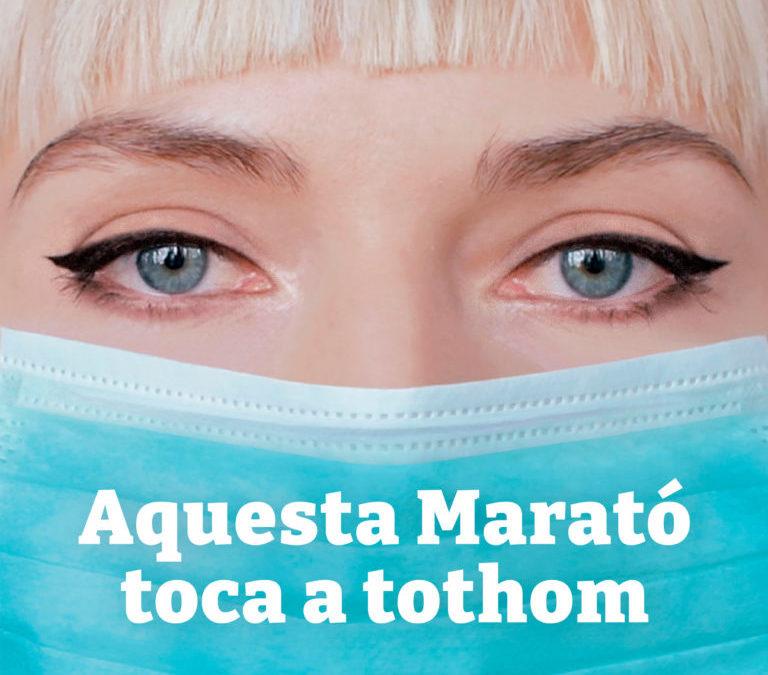 Festival Solidari La Unió Per La Marato de TV3 2020
