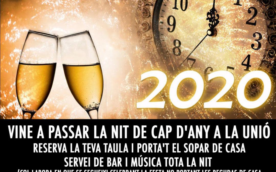 Bon Nadal i Bon any nou 2020