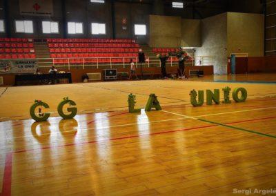 Festival Fi de Curs Gimnastica Ritmica 2021