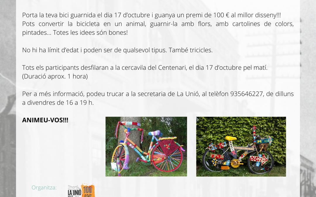 1er Concurs de Bicicletes Guarnides