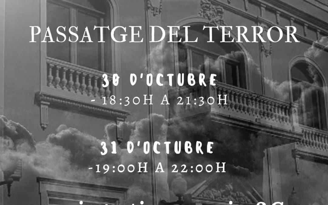 Passatge del Terror «MOTEL 1921»